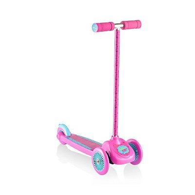 Patinete Infantil 3 Rodas Skate Brinquedo Feminino Es111 - Atrio