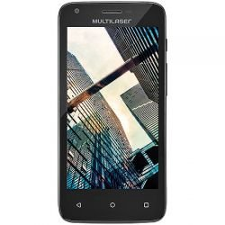 "Smartphone Tablet Mini Ms45s Preto 4,5"" Nb234 - Multilaser"
