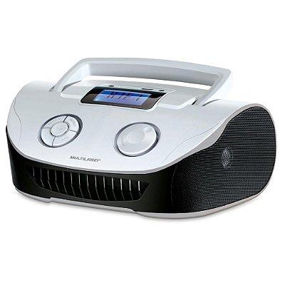 Boombox MP3 Caixa de Som Portátil 15w RMS SP183 - Multilaser