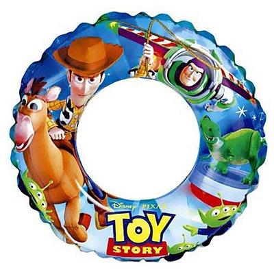 Bóia Inflável Redonda Cintura Toy Story Praia Piscina 7386-8 - Intex