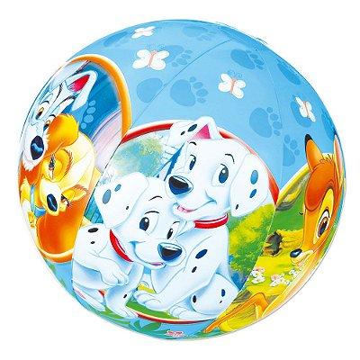 Bola Inflável Disney 61cm Infantil Piscina Praia 7148-5 - Intex