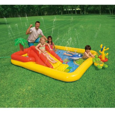 Piscina Playcenter Oceano 458L 7538-7 - Intex