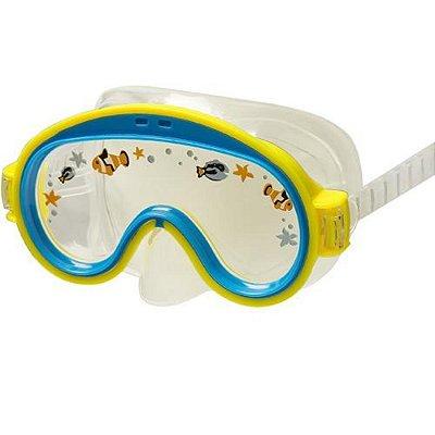 Máscara Play Mini Aviador Para Natação 7539-0