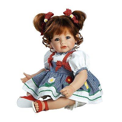 Boneca Adora Doll Bebê Realista Menina Daisy Delight