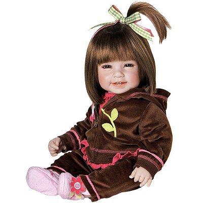 Boneca Adora Doll Bebê Realista Menina Workout Chic