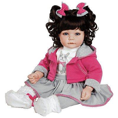 Boneca Adora Doll Bebê Realista Menina Puppy Play Date