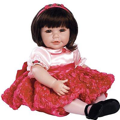 Boneca Adora Doll Bebê Realista Menina Party Perfect
