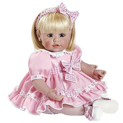 Boneca Adora Doll Bebê Realista Menina Sweet Parfait