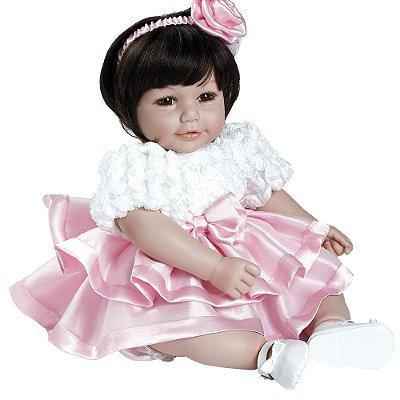 Boneca Adora Doll Bebê Realista Menina Sweet Sundae