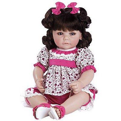 Boneca Adora Doll Bebê Realista Menina Cutie Patootie