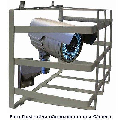 Protetor Grades De Proteção De Câmera Segurança - Capte