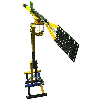 Moinho de Energia Eólica Brinquedo Montar Robótica - Modelix