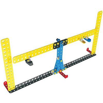 Alavanca de Arquimedes Brinquedo Montar Robótica - Modelix