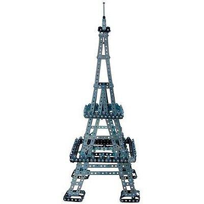 Torre Eiffel Brinquedo de Montar Educativo Robótica - Modelix