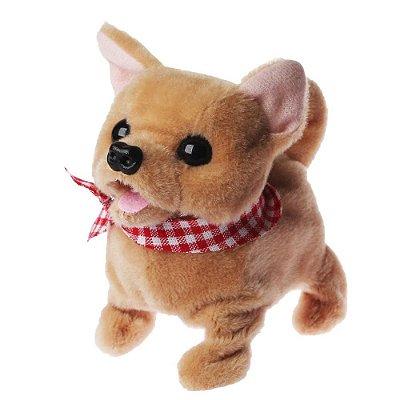 Cachorro Chihuahua Pelúcia Com Movimentos - ShinnyToys