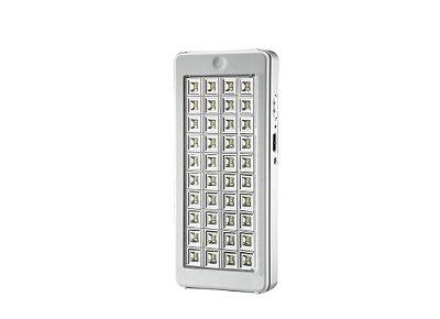 Luz de Emergência Luminária Recarregável 40 Leds 5543 NSBAO