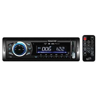 Som Automotivo Energy MP3 Bluetooth USB SD SA101 New Link