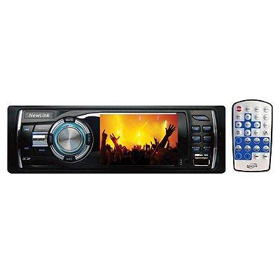 DVD Som Automotivo Evolution MP5 USB SD SA102 - New Link