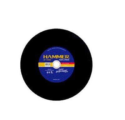 Disco de Corte Inox 14'' GYDI1400 - Hammer