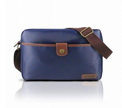 Bolsa Carteiro Transversal Masculina ABC15006 - Jacki Design