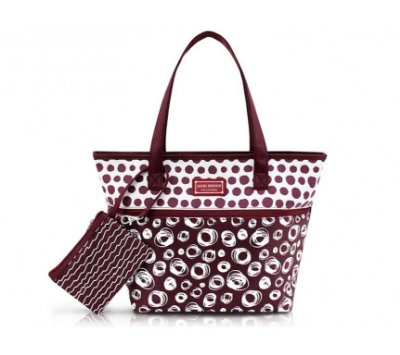 Bolsa Feminina Casual Niqueleira Pop Art AHL16007 - Jacki Design