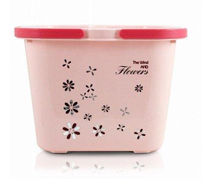Caixa Organizadora com 2 Peças AHX16099 - Jacki Design