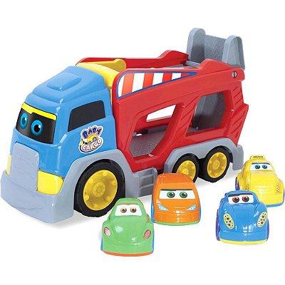 Caminhão Cegonha Carrinho Baby Brinquedo Infantil 539 - BigStar