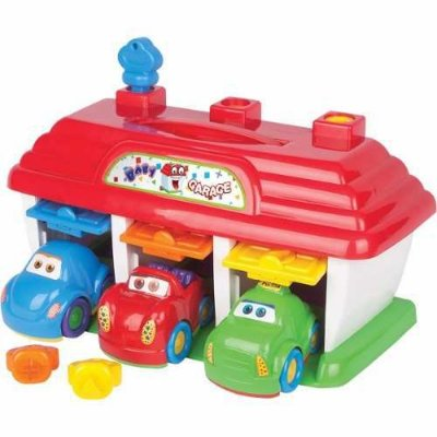 Baby Garage Brinquedo infantil 577 - Big Star