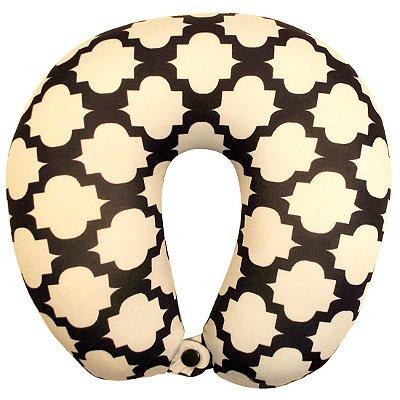 Travesseiro De Pescoço Almofada Viagem Colors Ys09006 - Yins