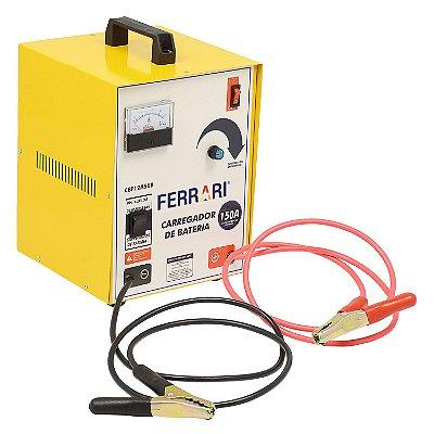 Carregador de Bateria CBF12-50B 127/220V AAC2010001 - Ferrari