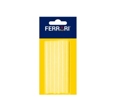 Refil Para Mini Pistola De Cola ( 12 Bastões )  - Ferrari