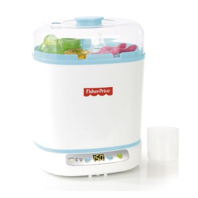 Esterilizador Digital Mamadeiras - Fisher Price