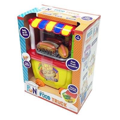 Cozinha Infantil Cheff Food Truck Hot Dog BR581 Creative Fun