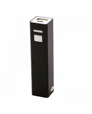 Power Bank Carregador Portátil Celular 2600mAh E30 - Kimaster