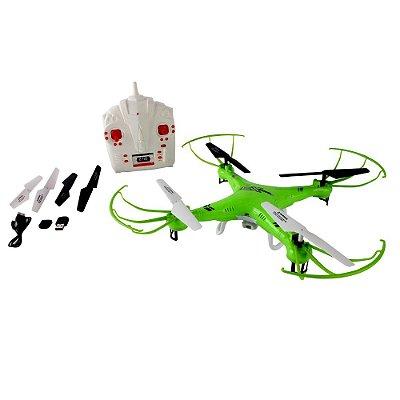 Drone Sky Laser Quadcopter com Camera Multilaser BR385