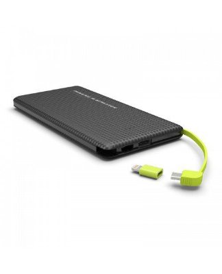 Carregador Portátil Power Bank Slim 10000mAh PN951 Kimaster