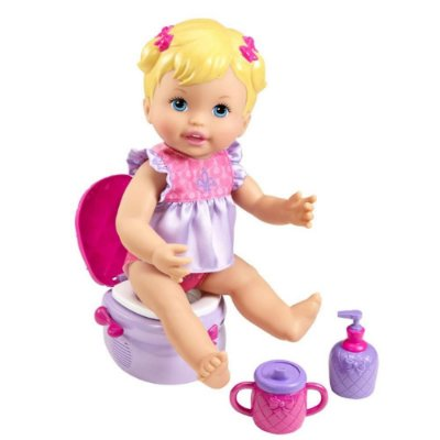 Boneca Little Mommy Peniquinho X1519 Mattel