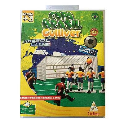 Futebol Club 2 Seleções Completas Copa Brasil x Espanha