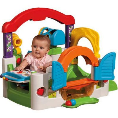 Brinquedo Bebê Jardim De Atividades 8014-2 - Little Tikes