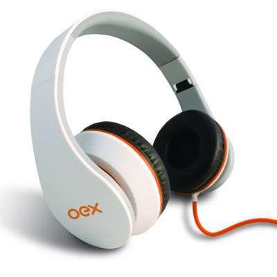 Fone De Ouvido Headset Dobrável Bluetooth Hs301 Oex