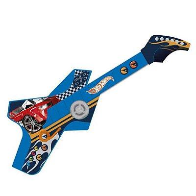 Guitarra Infantil Hotwheels Radical Touch 8007-3