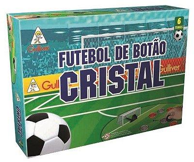 Futebol De Botão Cristal 6 Seleções 0350 Gulliver