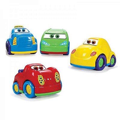 Carrinhos Baby Cars Brinquedo Bebê Big Star