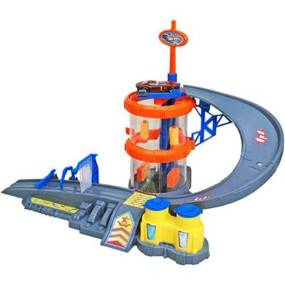 Pista Hot Wheel Super Lava Rápido T3543 Mattel