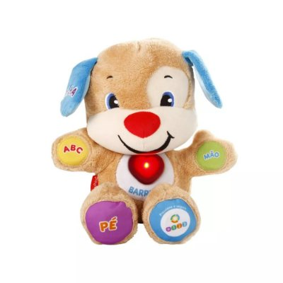 Cachorrinho Aprender Brincar Smart Stages CDL59 Fisher Price