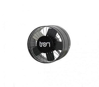 Ventilador Exaustor Axial Industrial 30cm Grafite Bivolt 51.03-0021 Tron