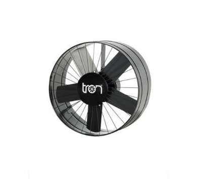 Ventilador Exaustor Axial Industrial 40cm Grafite Bivolt 51.03-0022 Tron