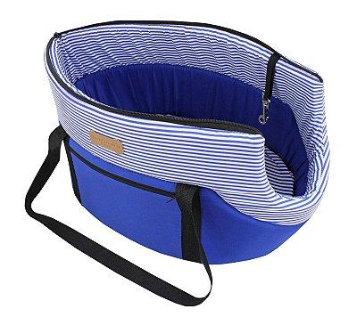 Bolsa Passeio Cachorro Gato Canguru G ARN16087 - Jacki Design