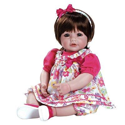 Boneca Bebê Realista Menina Love Joy 20013015 Adora