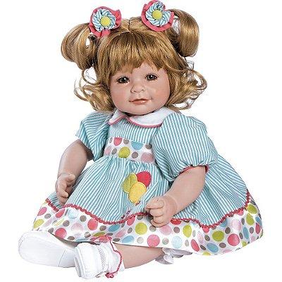 Boneca Bebê Realista Menina Up And Away 20014016 Adora